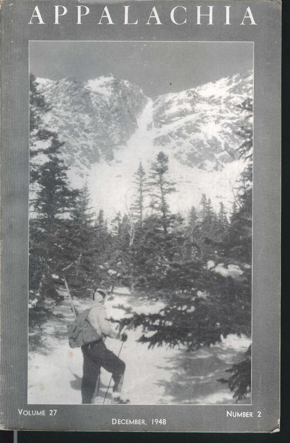 APPALACHIA #106 Hiking, History, Landmarks, etc 12 1948
