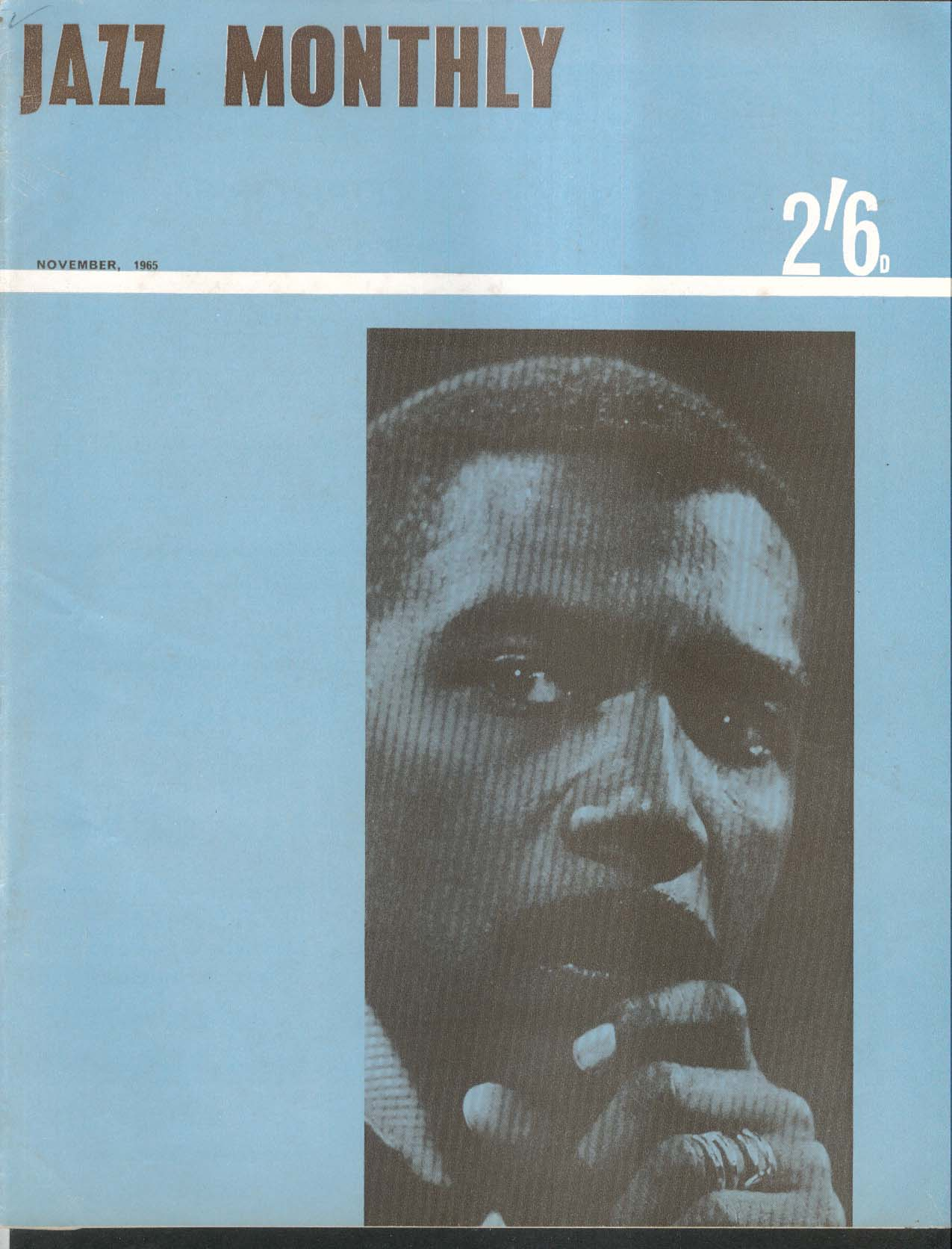 JAZZ MONTHLY Freddie Hubbard Jimmy Smith 11 1965