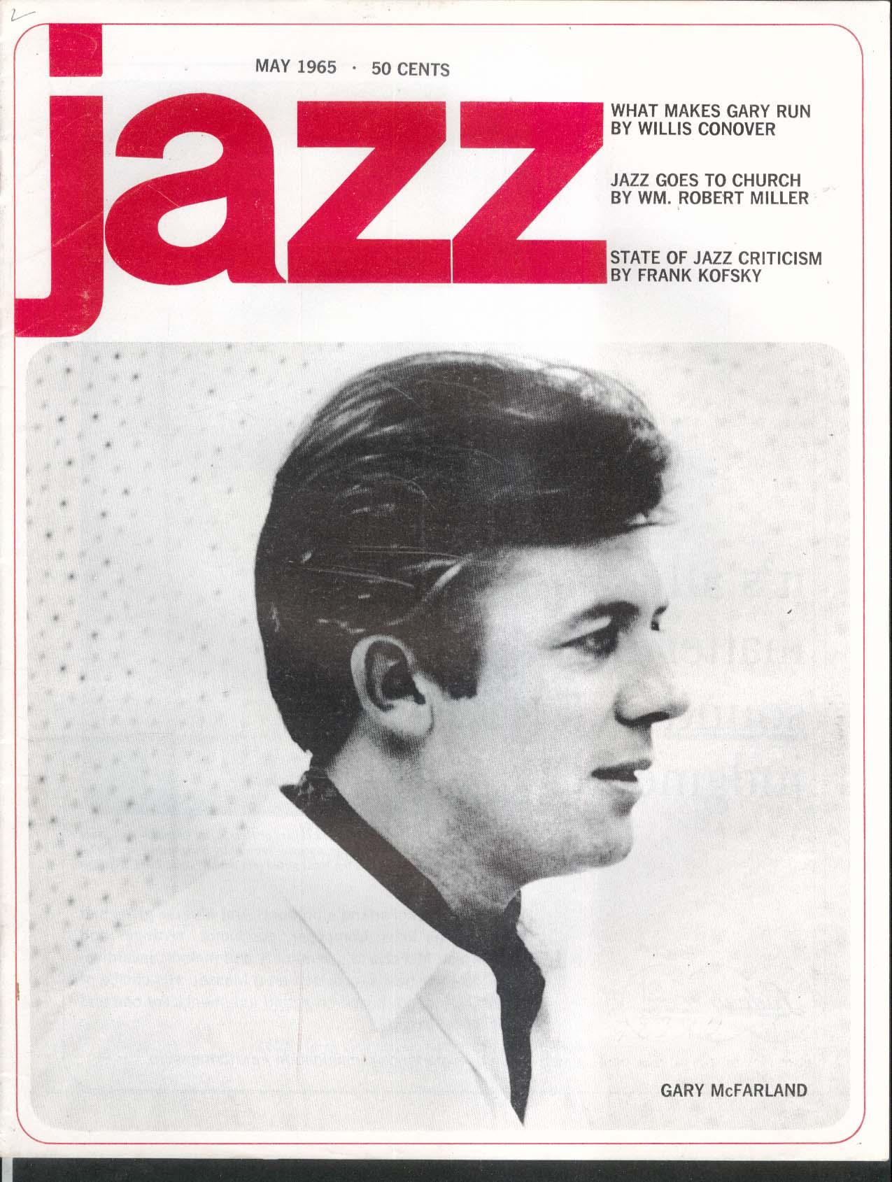 JAZZ Gary McFarland Fats Navarro 5 1965