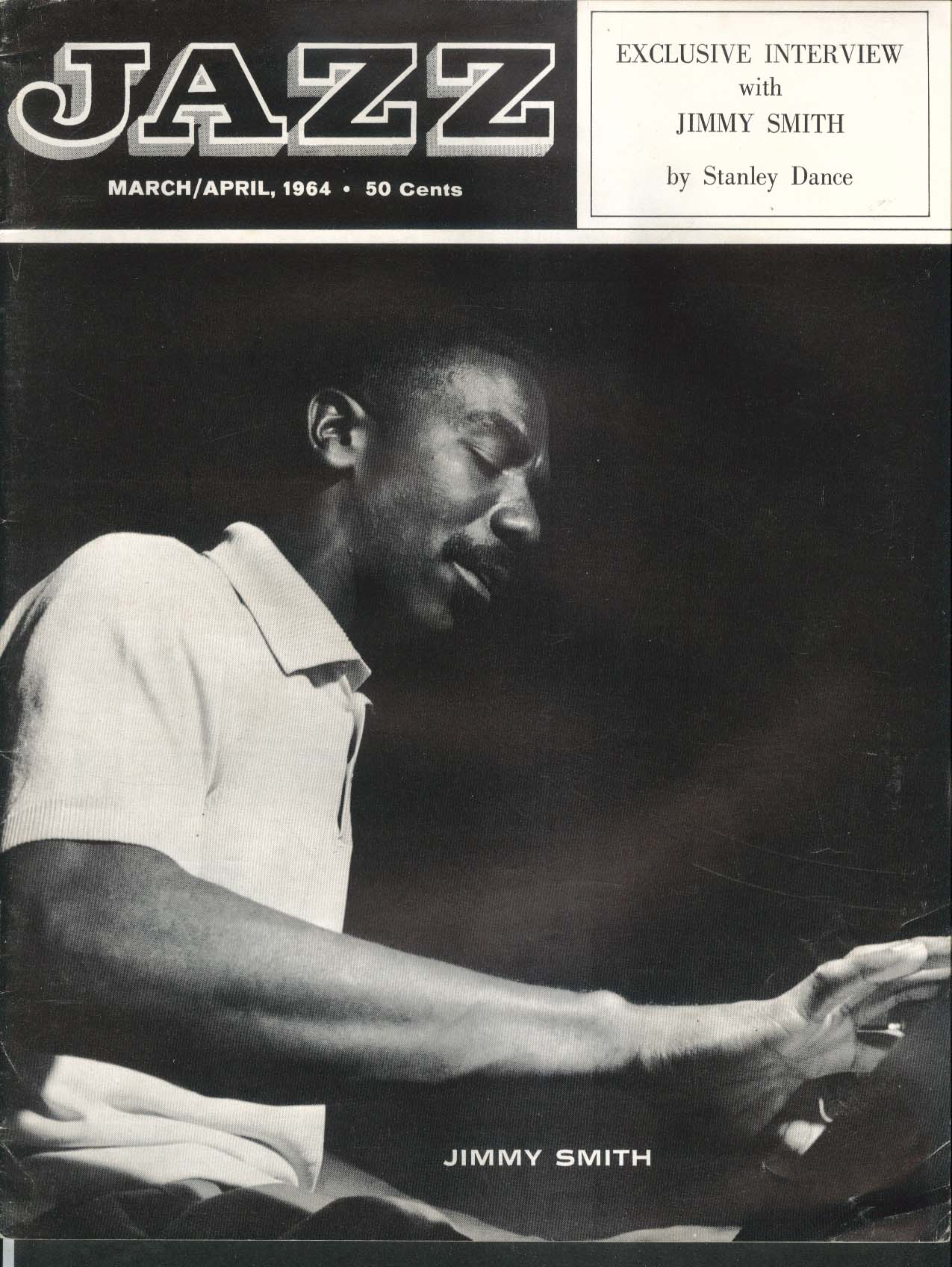 JAZZ Jimmy Smith Woody Herman 3-4 1964