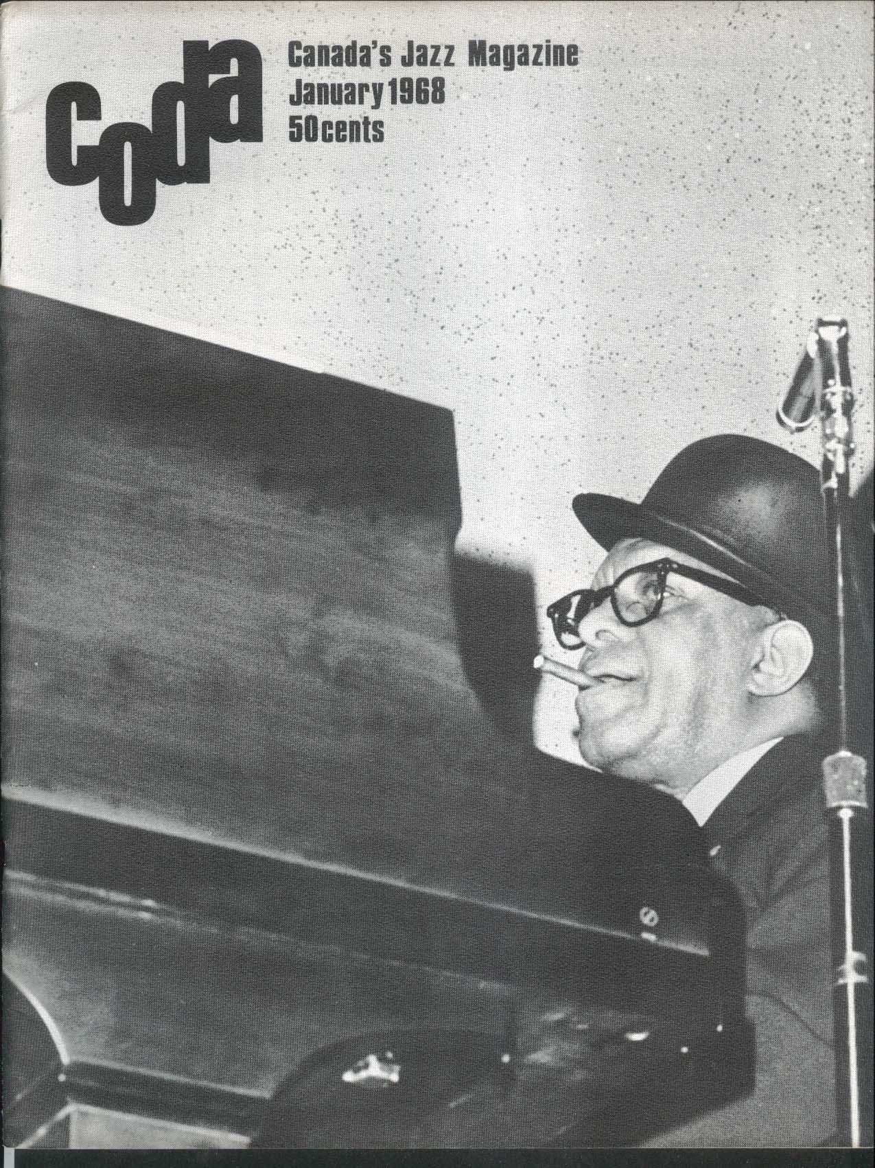 CODA Herman Chittison Tal Farlow Smugtown Stomper Don Ewell Norm Symonds 1 1968