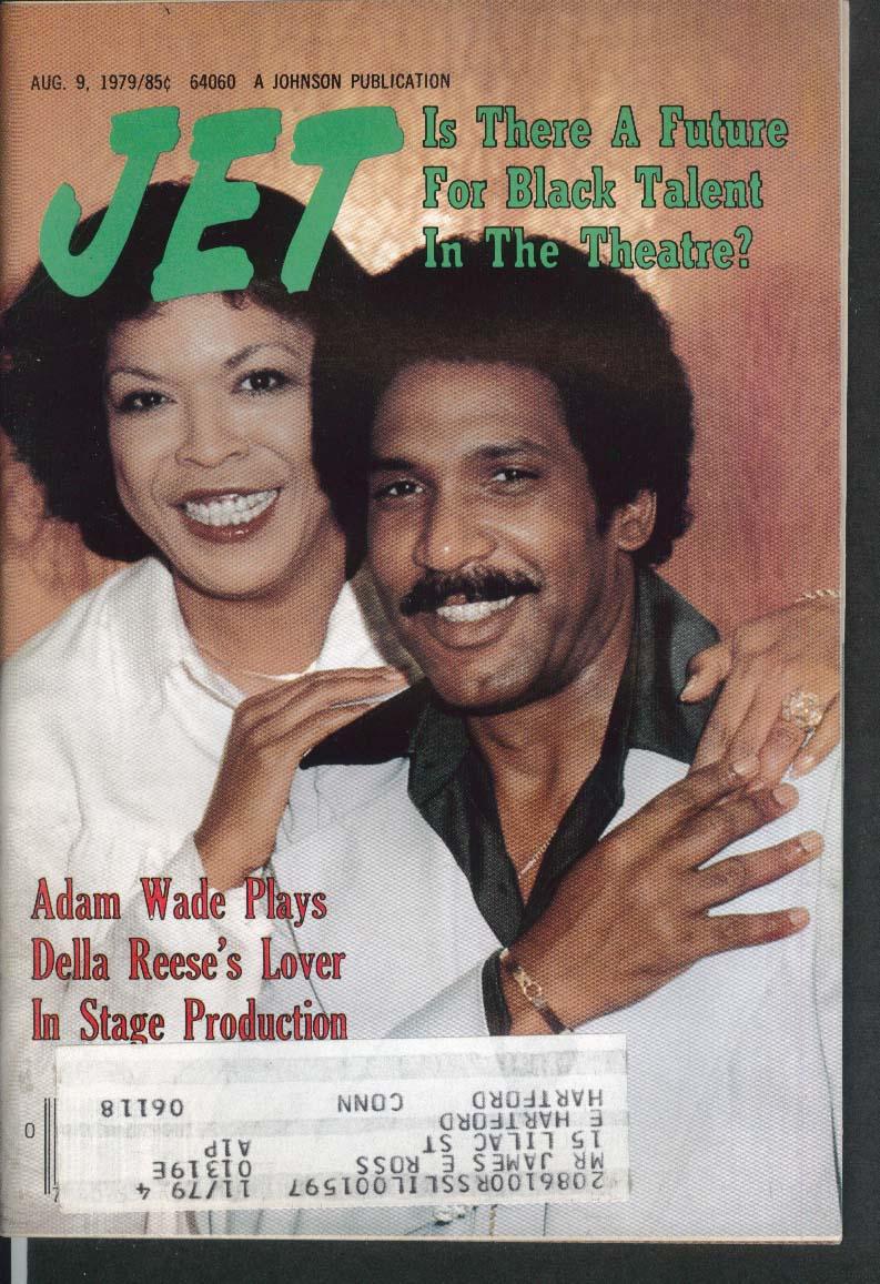JET Adam Wade Della Reese ++ 8/9 1979