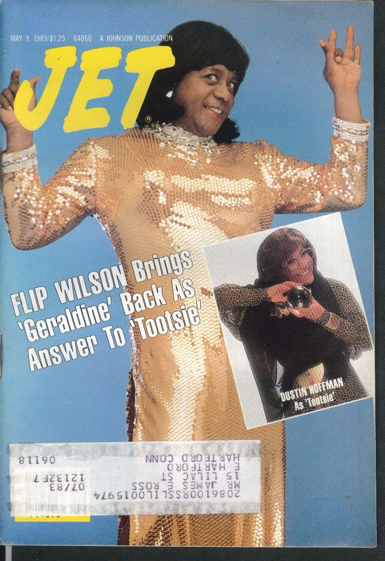 JET Flip Wilson Dustin Hoffman Alice Walker 5/9 1983