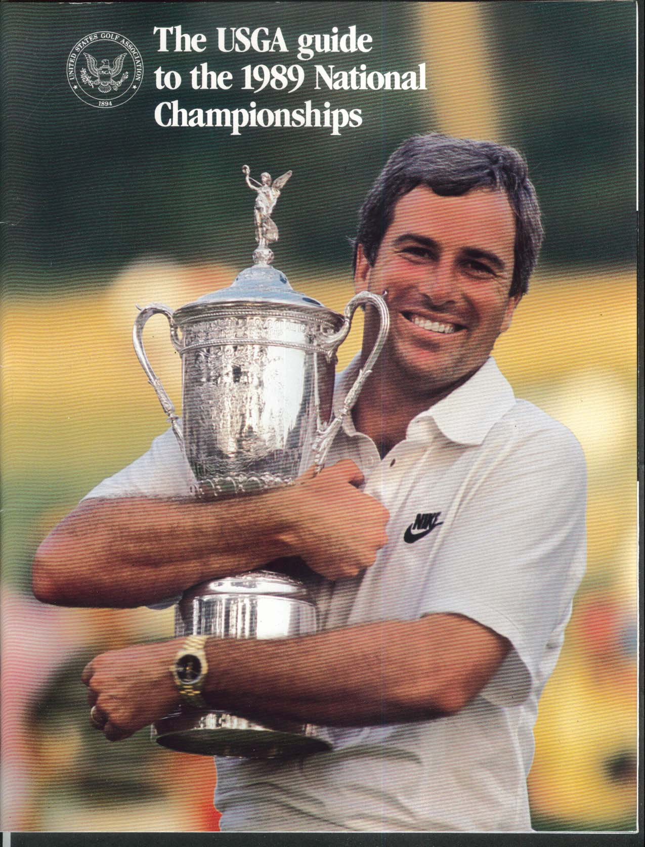 USGA Golf 1989 National Championships Guide
