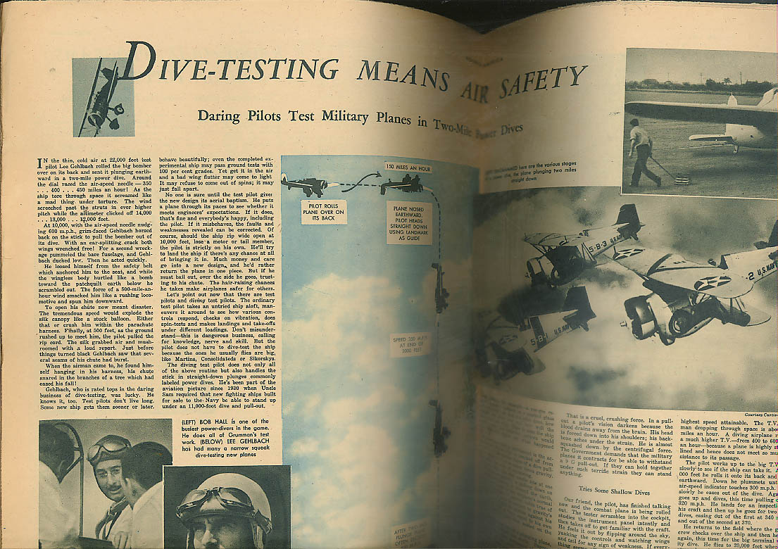 YOUNG AMERICA Airplane Dive Testing; War in Europe? Radio Quiz Shows 9/30 1938