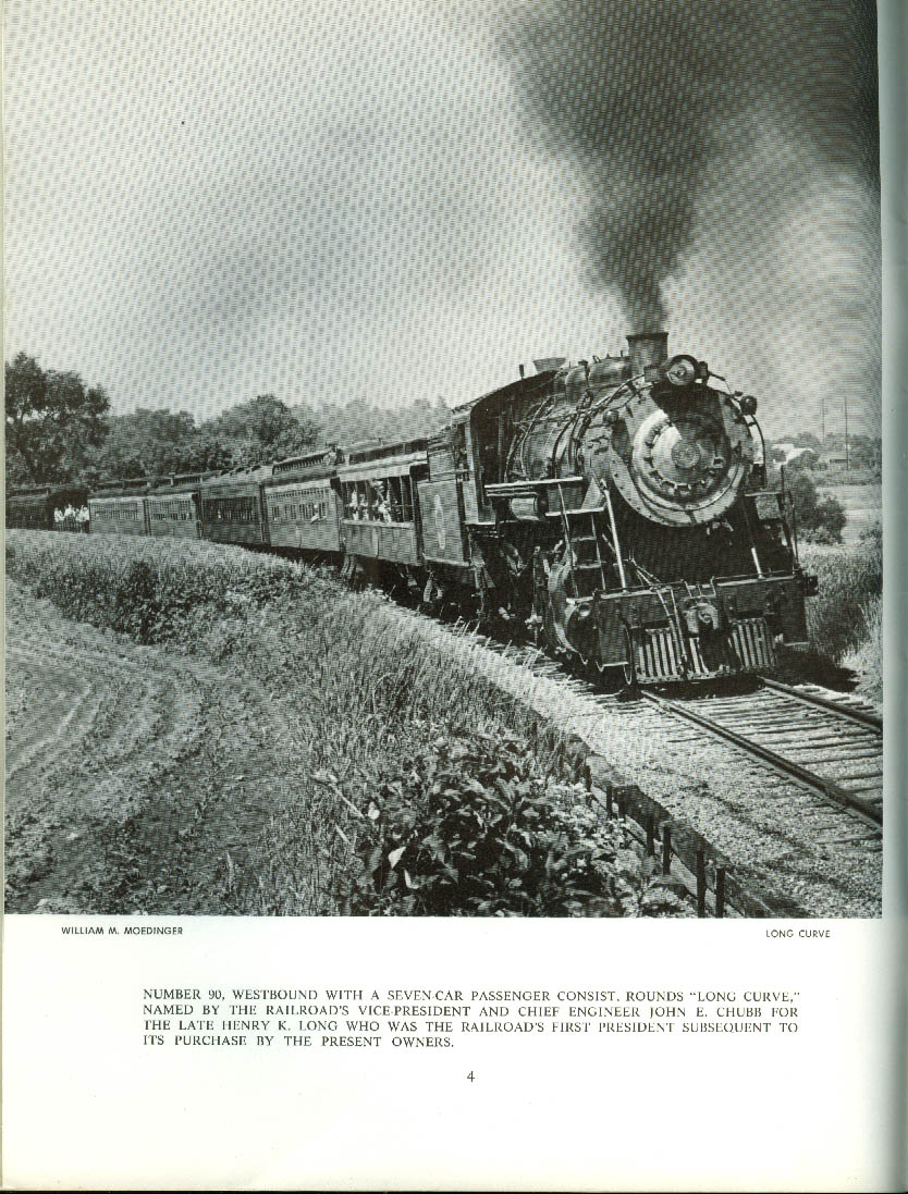 Moedinger: The Road to Paradise: Rebirth of the Strasburg RR 1971