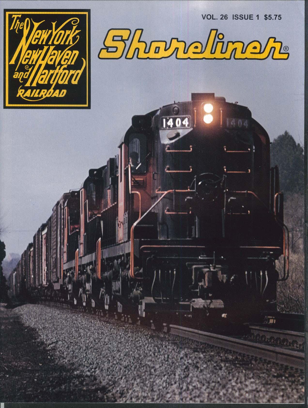 SHORELINER V26n1 Rubber Tire New Haven FL-9 1995
