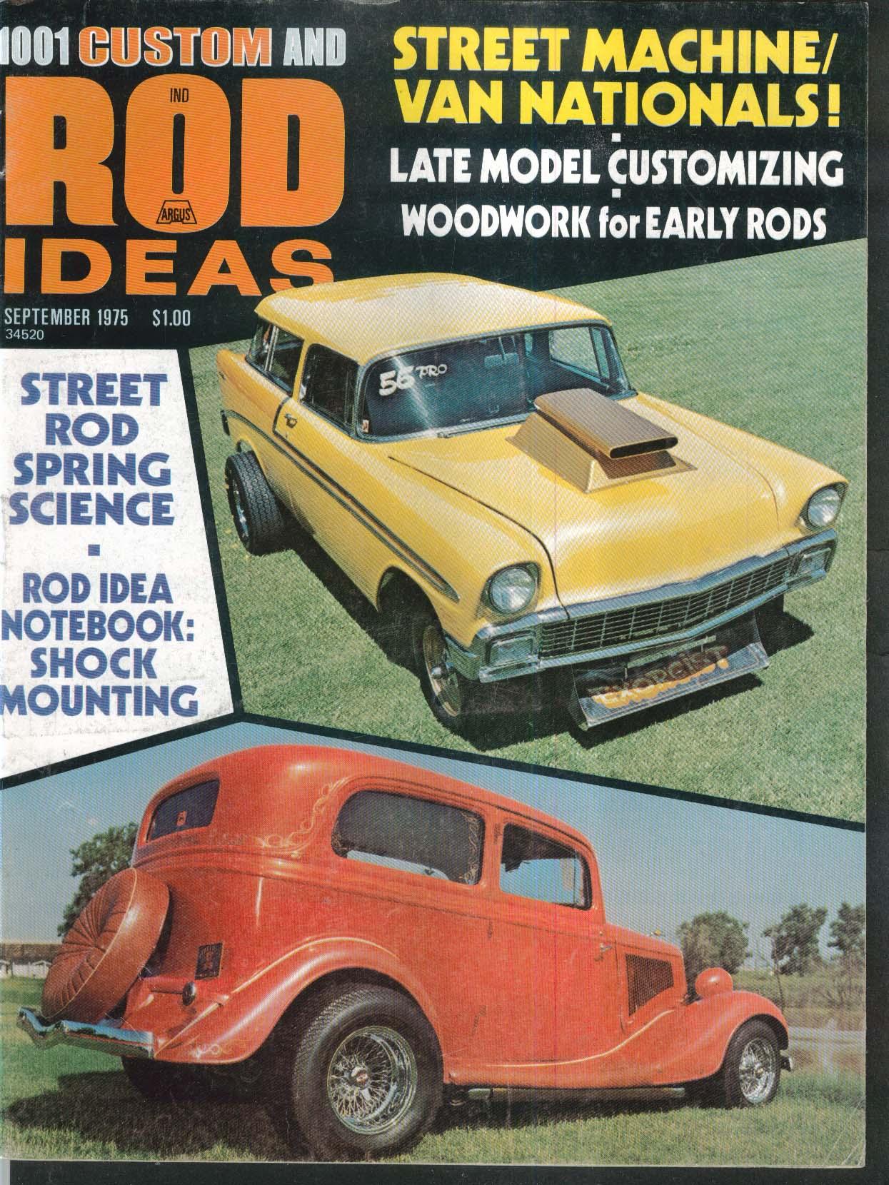 CUSTOM & ROD IDEAS Omaha Super Show 1935 AMC/Chevy ++ 9 1975