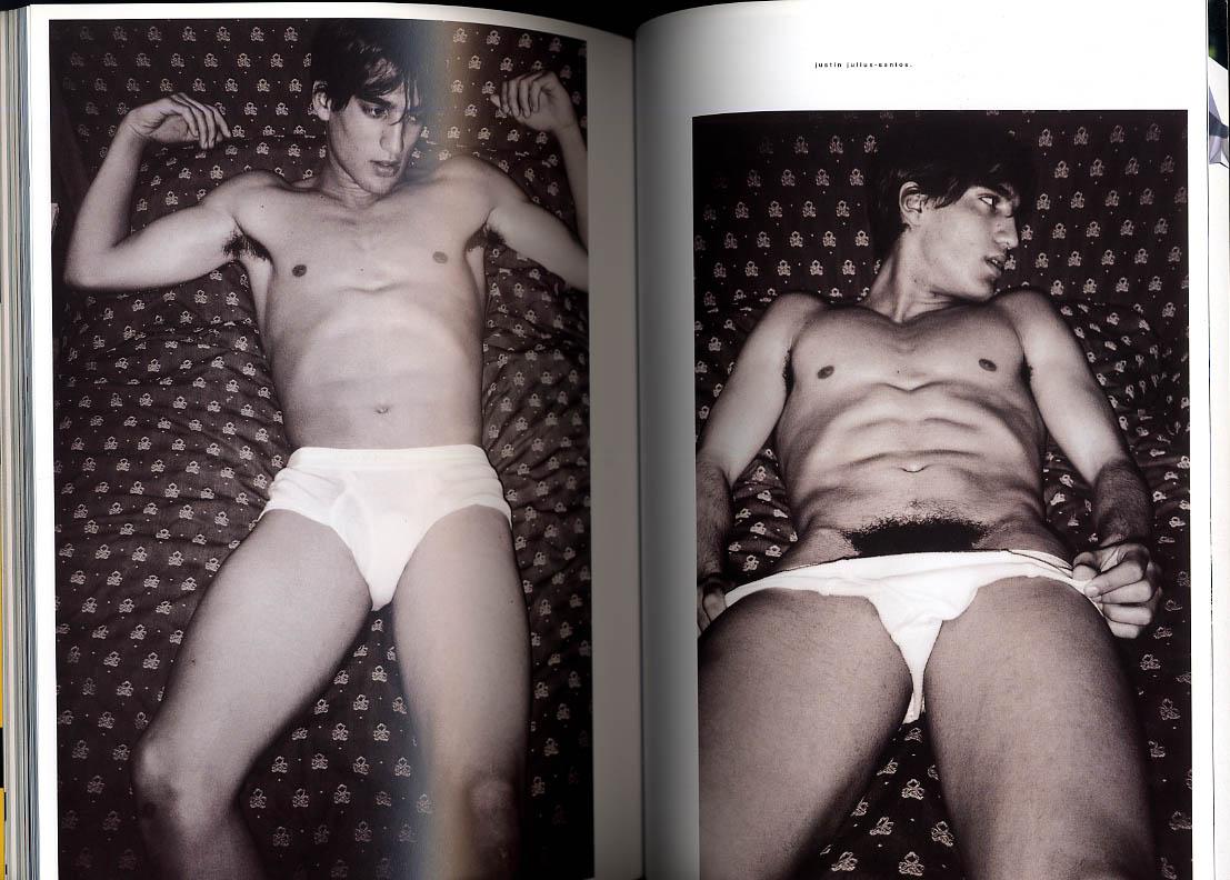 NOT ONLY BLUE Gay male erotica #25 2 2000 Hasegawa Robert Downey Jr Ken Ryker