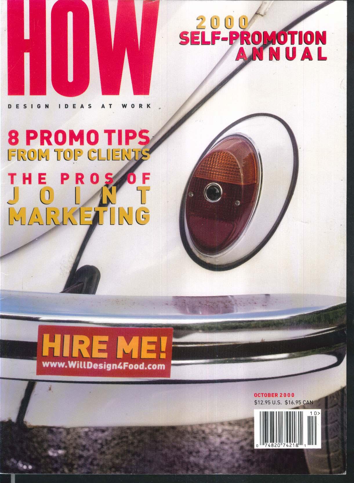 HOW Rick Tharp Portfolio Presentation Dickson Ephemera Philatelica 10 2000