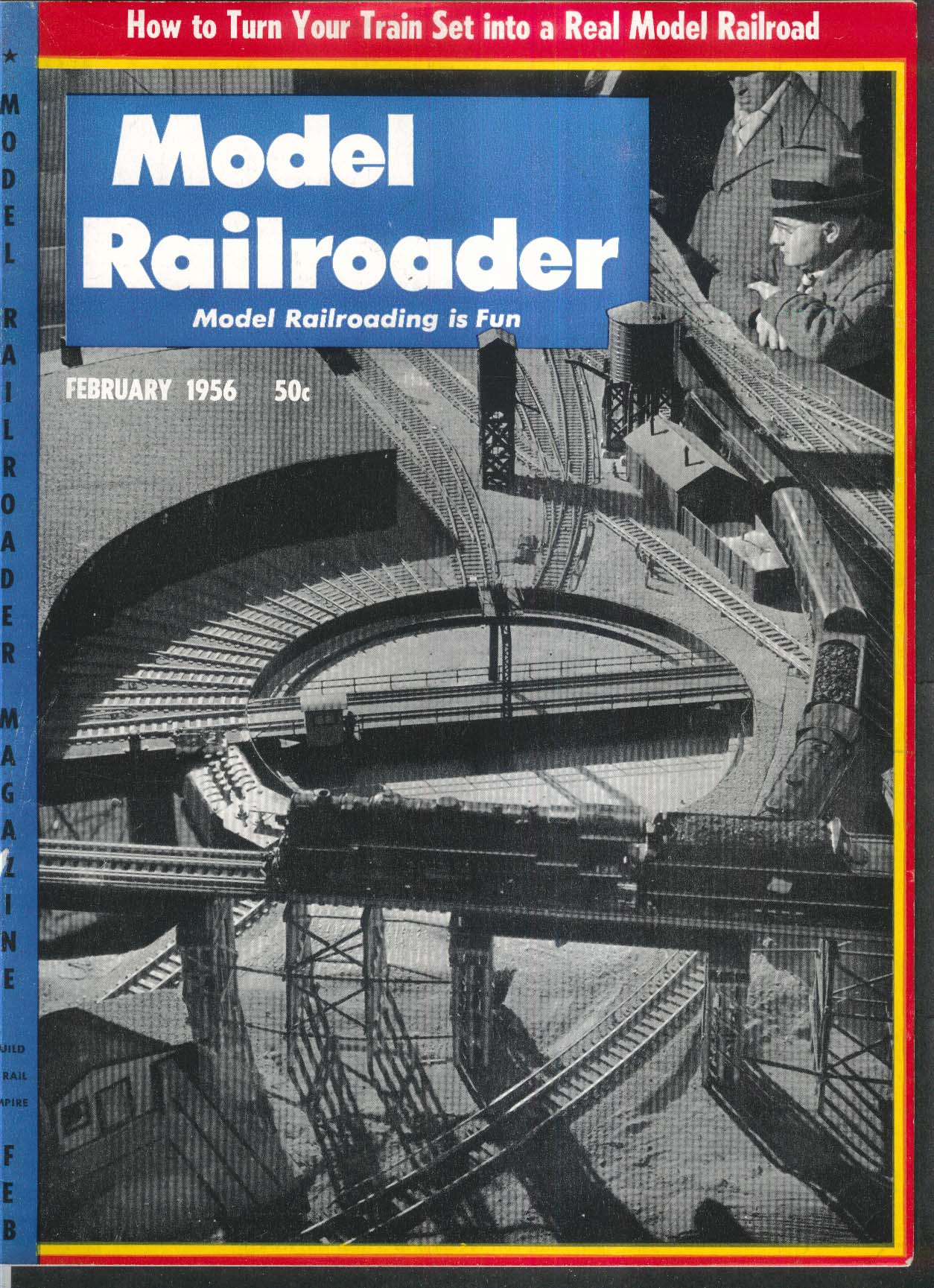 The Jumping Frog Rare Used And Out Of Print Books Magazines Wiring Rules Book Model Railroader Coffee Table Railroad Pulpwood Car Basic 2 1956