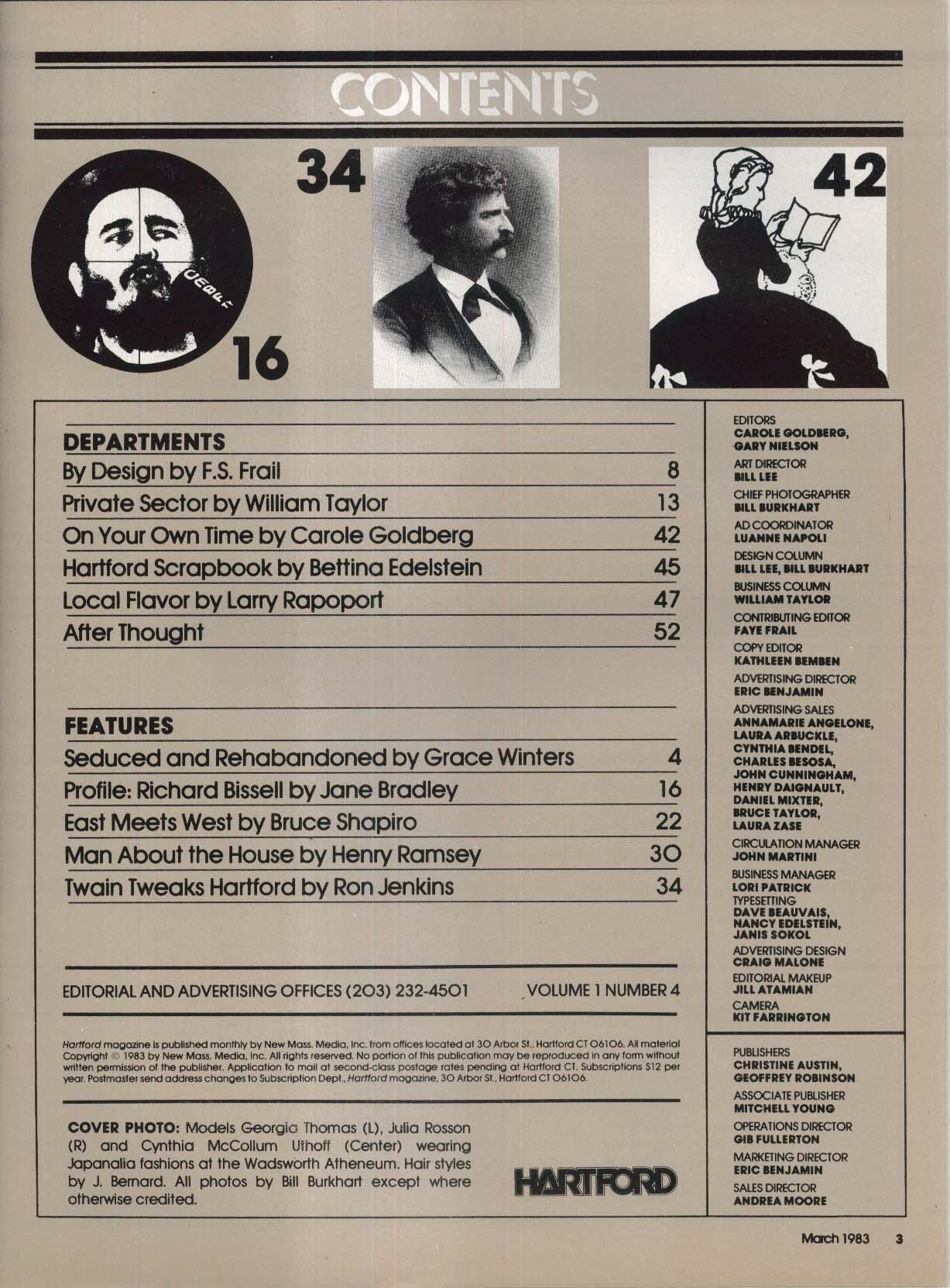 HARTFORD Richard Bissell Japanalia ++ 3 1983