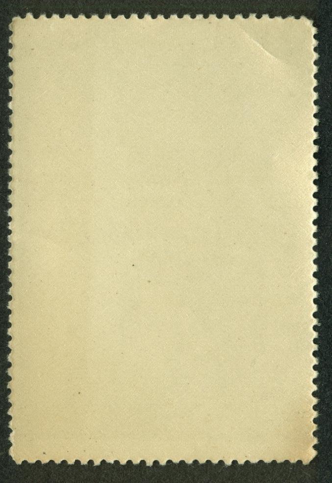 Battleship USS Iowa BB-4 cinderella stamp Enrique Miller 1910s