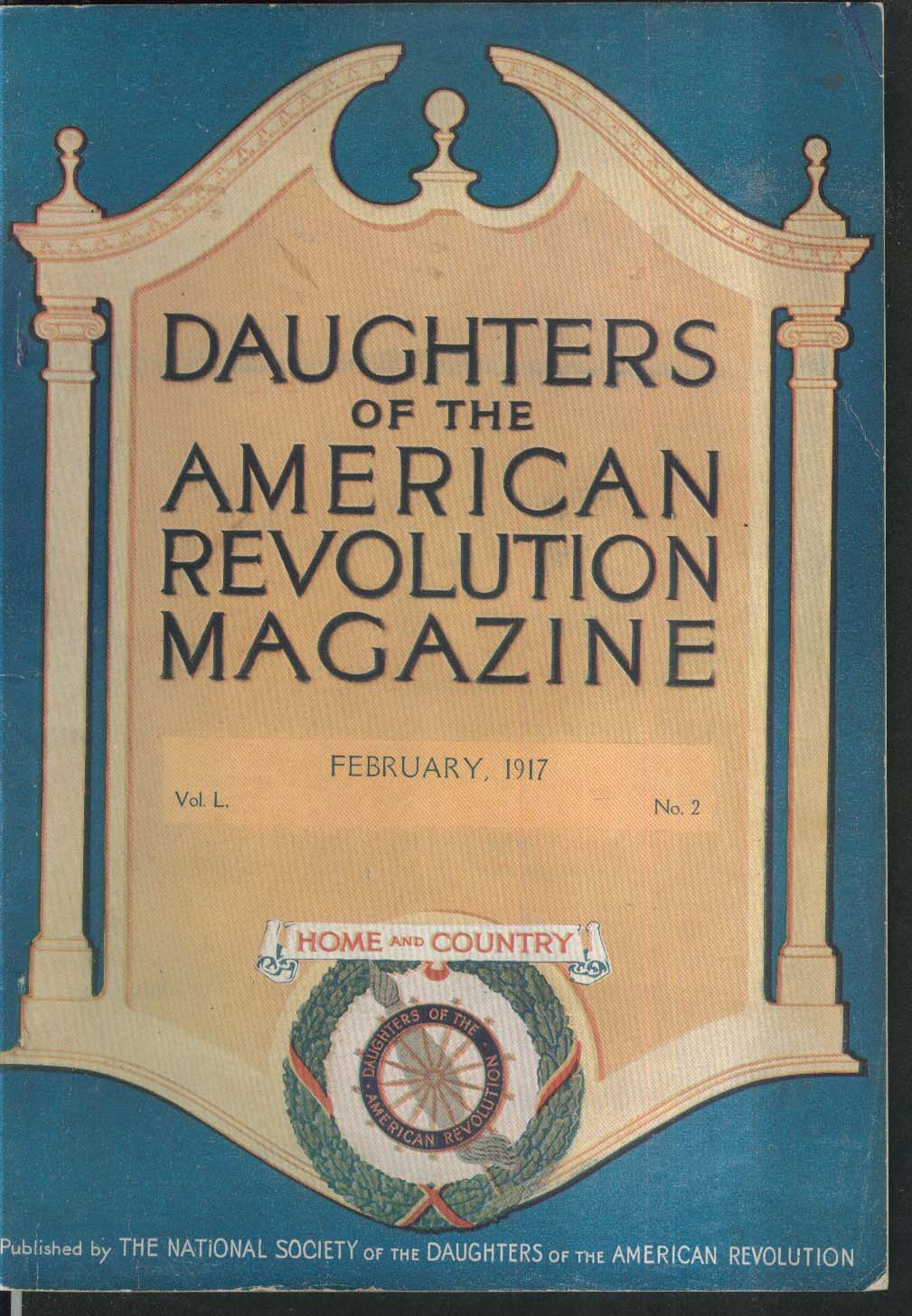 DAUGHTERS of the AMERICAN REVOLUTION Dower House State Conferences Iowa + 2 1917