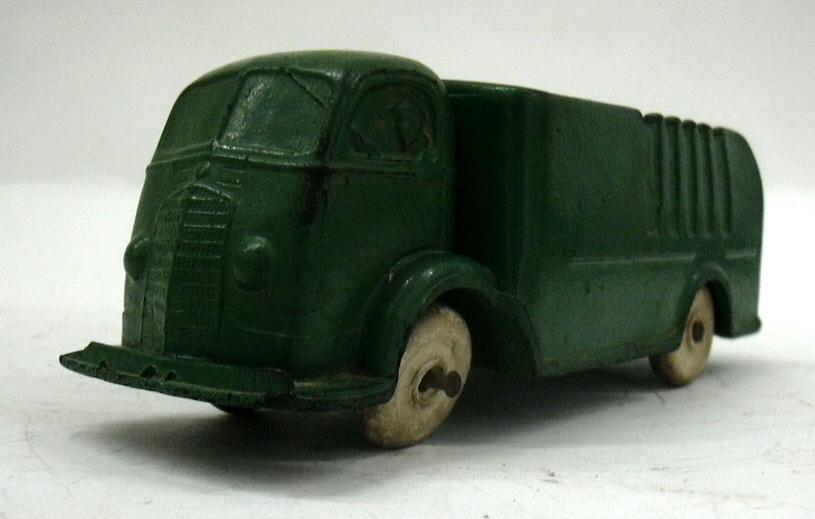 Auburn Rubber 1938 International COE open bed truck