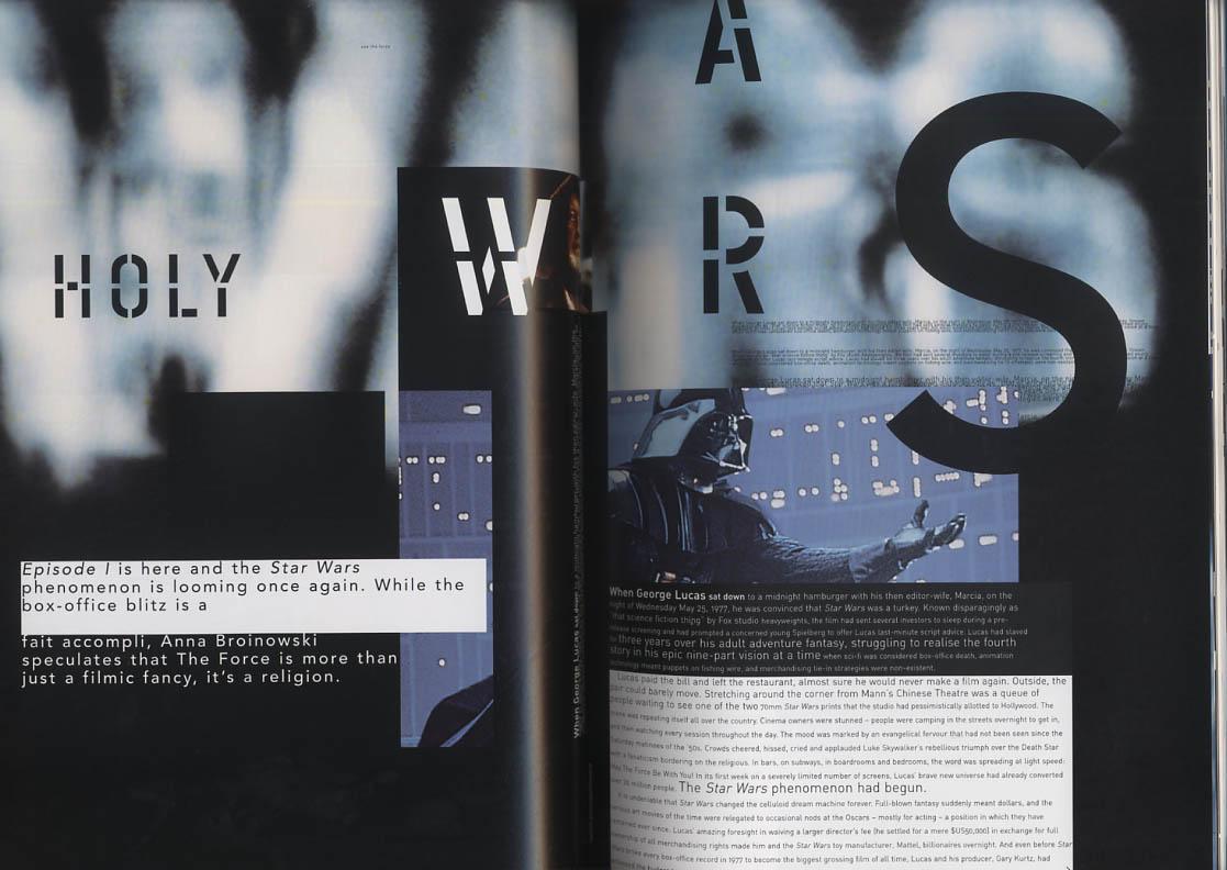 Image for NOT ONLY BLACK+WHITE #37 6 1999 Araki Henson Wagner Dicker Kubrick Star Wars