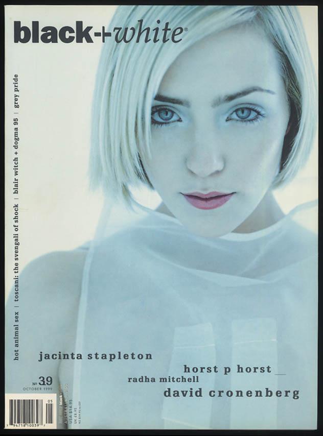 Image for NOT ONLY BLACK+WHITE #39 10 1999 Stapleton Horst Radha Mitchell Cronenberg +