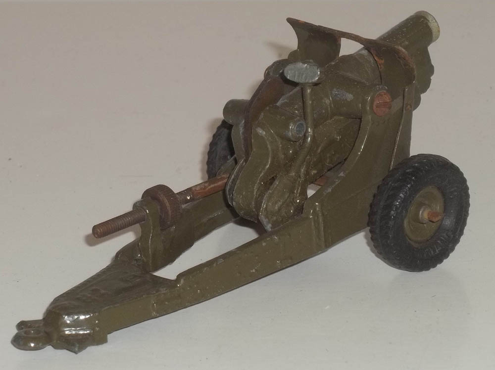 Britains Royal Artillery Muzzle Loading Howitzer #1725 TOY