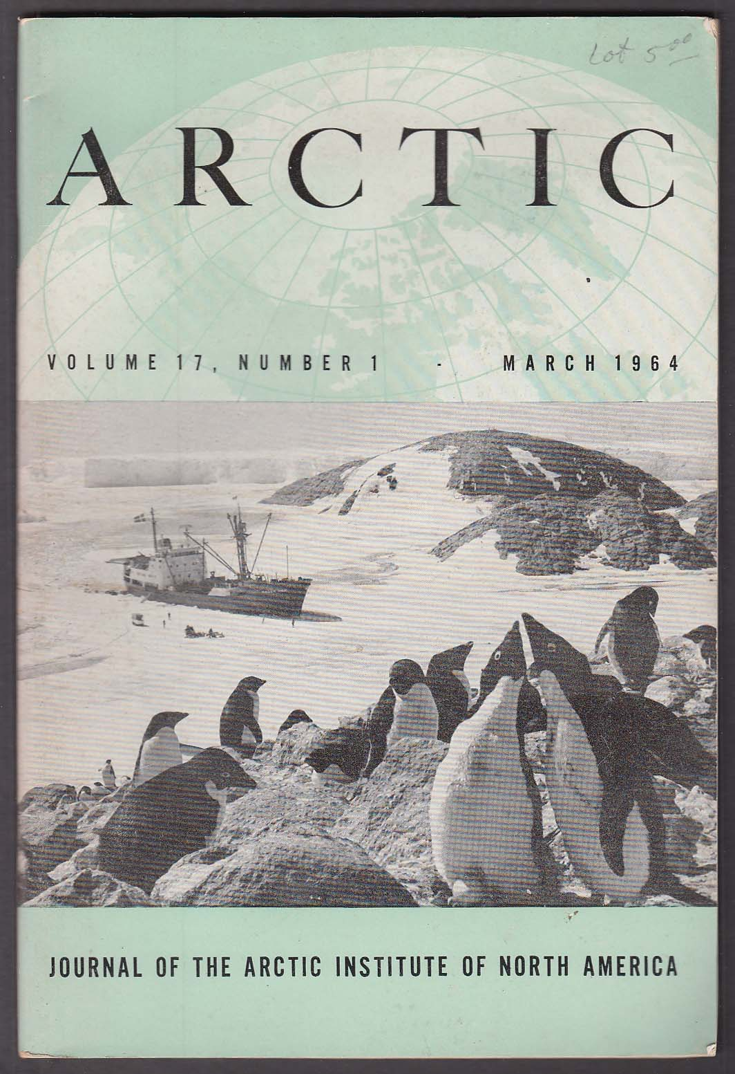ARCTIC French Polar Effort Colville River Erosion Gastropod Egg Capsules 3 1964