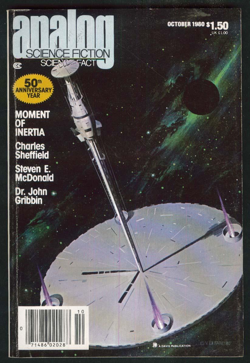 ANALOG Charles Sheffield Steven E McDonald John Gribbin 10 1980
