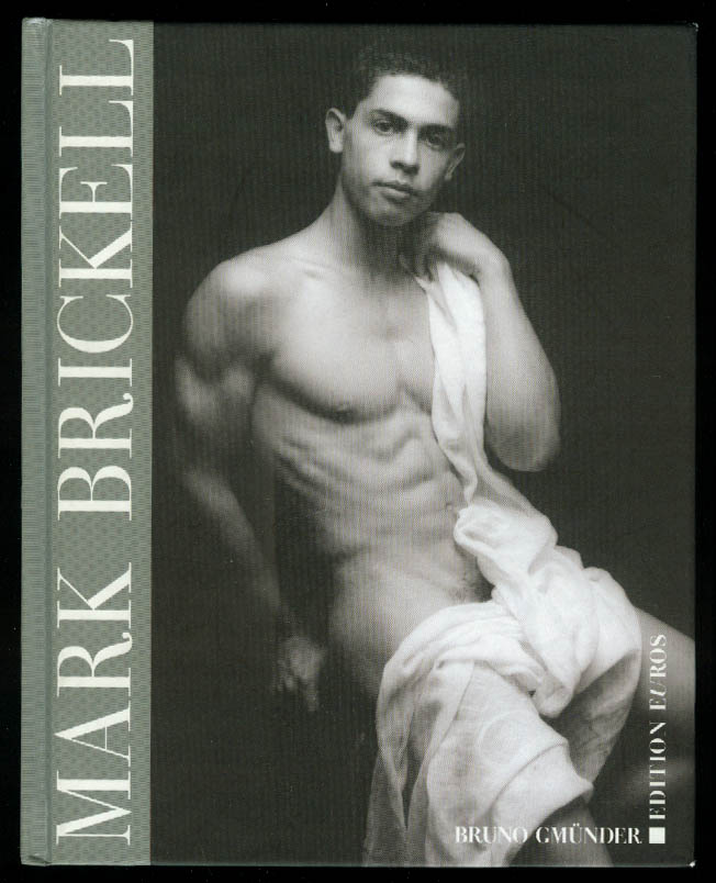 Mark Brickell: Edition Euros 2 Bruno Gmunder 1st ed 1995 male erotic photography