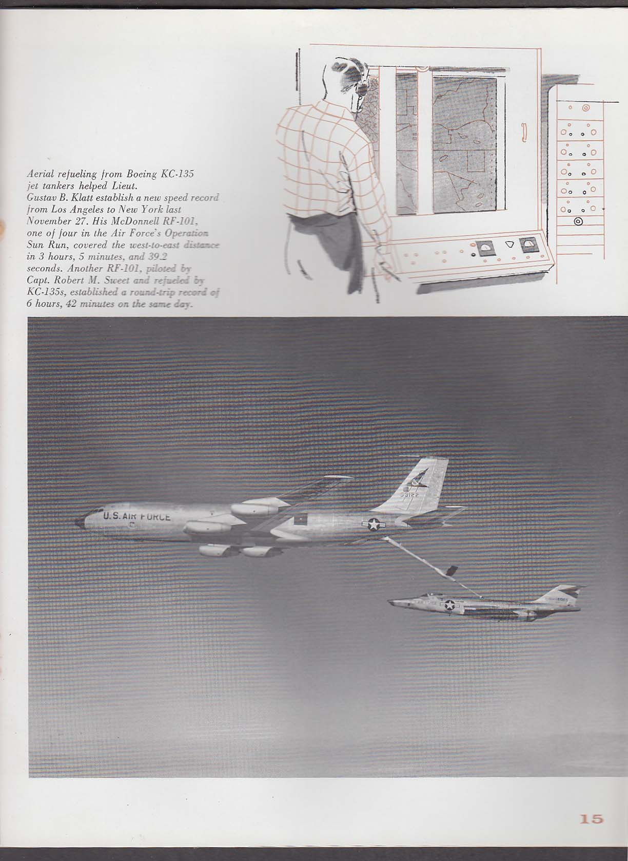 United Aircraft Corporation Pictorial Report 1958