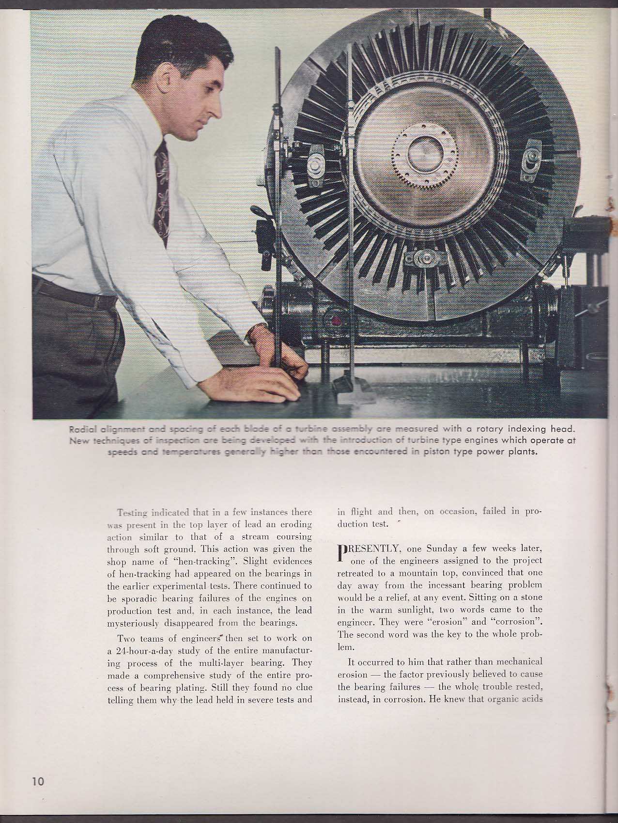 United Aircraft Corporation Pictorial Report 1948