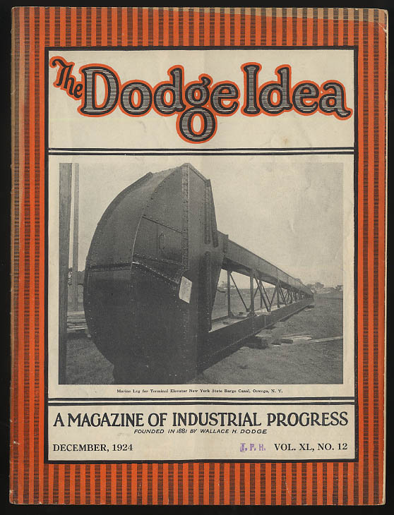 Image for DODGE IDEA 12 1924 Dodge Manufacturing Douglas fir panels; Panama City