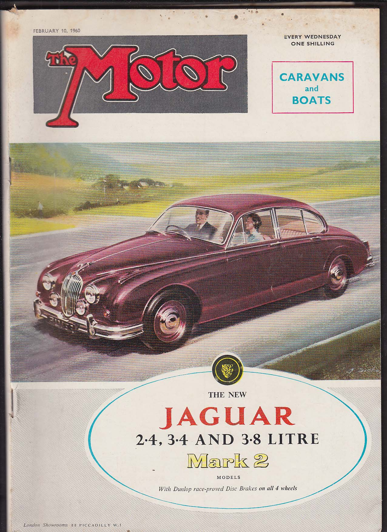 The MOTOR Humber Super Snipe road test Gemini Mk II Junior + 2/10 1960
