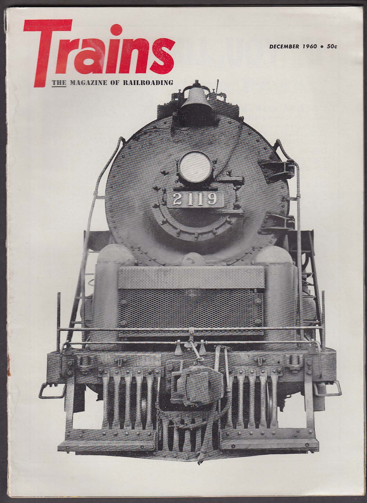 Image for TRAINS Gunnison 2124 N DE M USRA + 12 1960