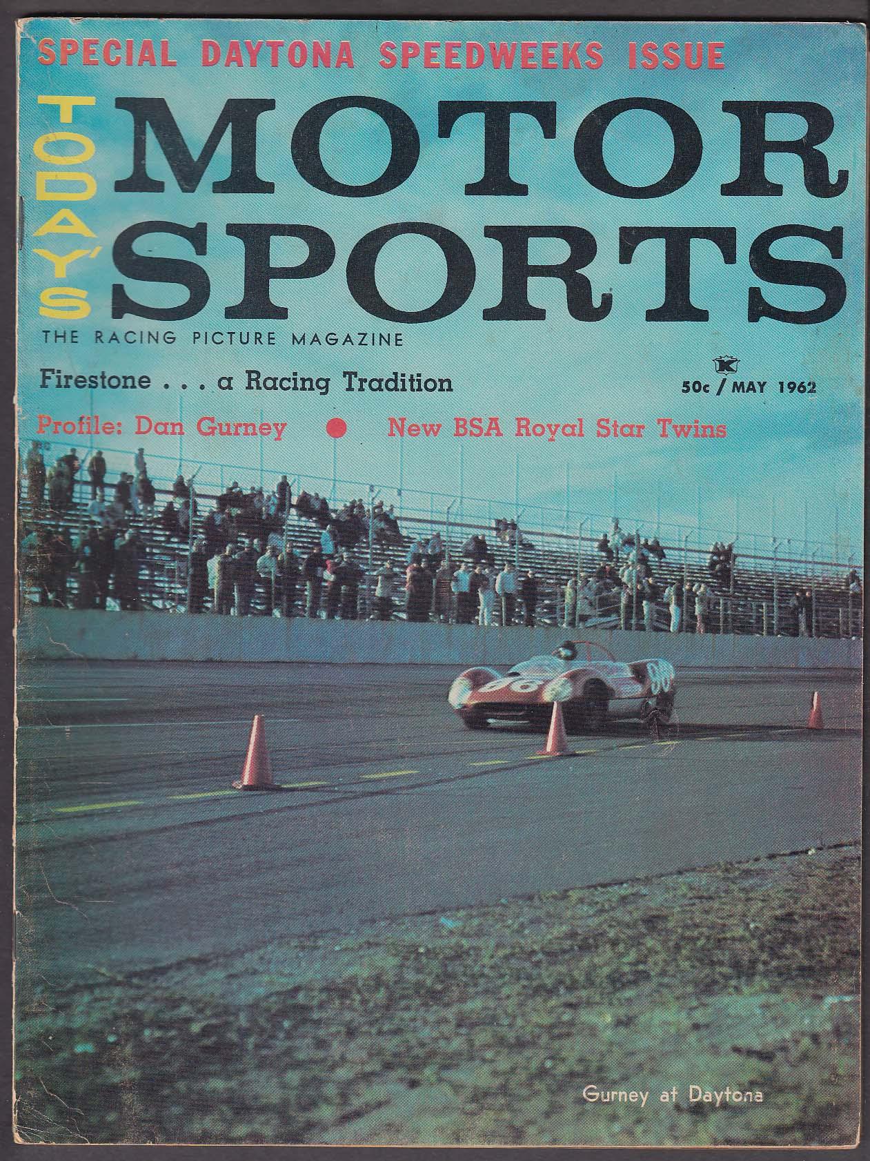MOTOR SPORTS Buick Wildcat Sports Model Skylark Convertible Jaguar Mk X + 5 1962