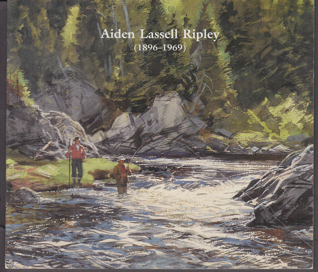 Aiden Lassell Ripley Sporting Artist exhibition catalog 2006