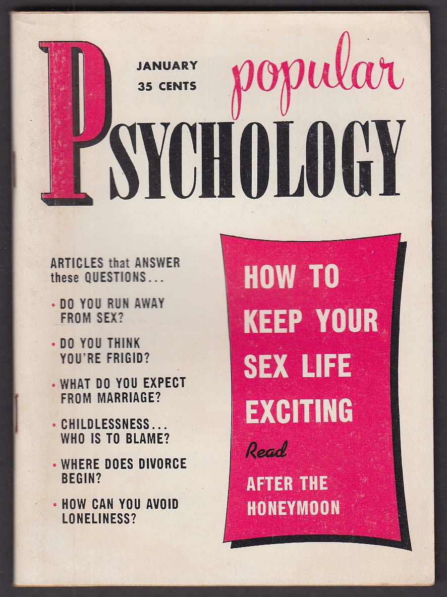 POPULAR PSYCHOLOGY Frank Leighton Wood Lee Jackson ++ 1 1957