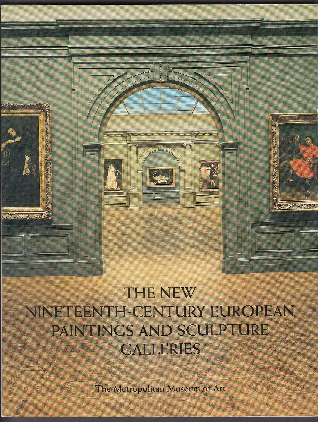 19th Century European Paintings & Sculpture Metropolitan Museum of Art catalog