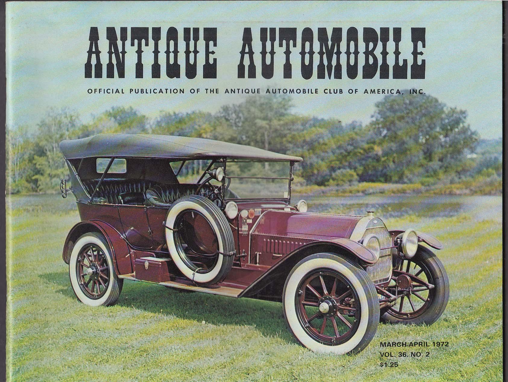 ANTIQUE AUTOMOBILE Chrysler Six 1913 Moyer DeVaux Sintz Ostrava + 3-4 1972