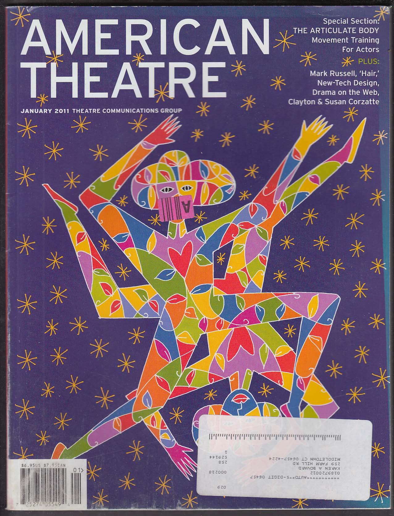 AMERICAN THEATRE Mark Russell Clayton & Susan Corzatte Marcel Marceau ++ 1 2011