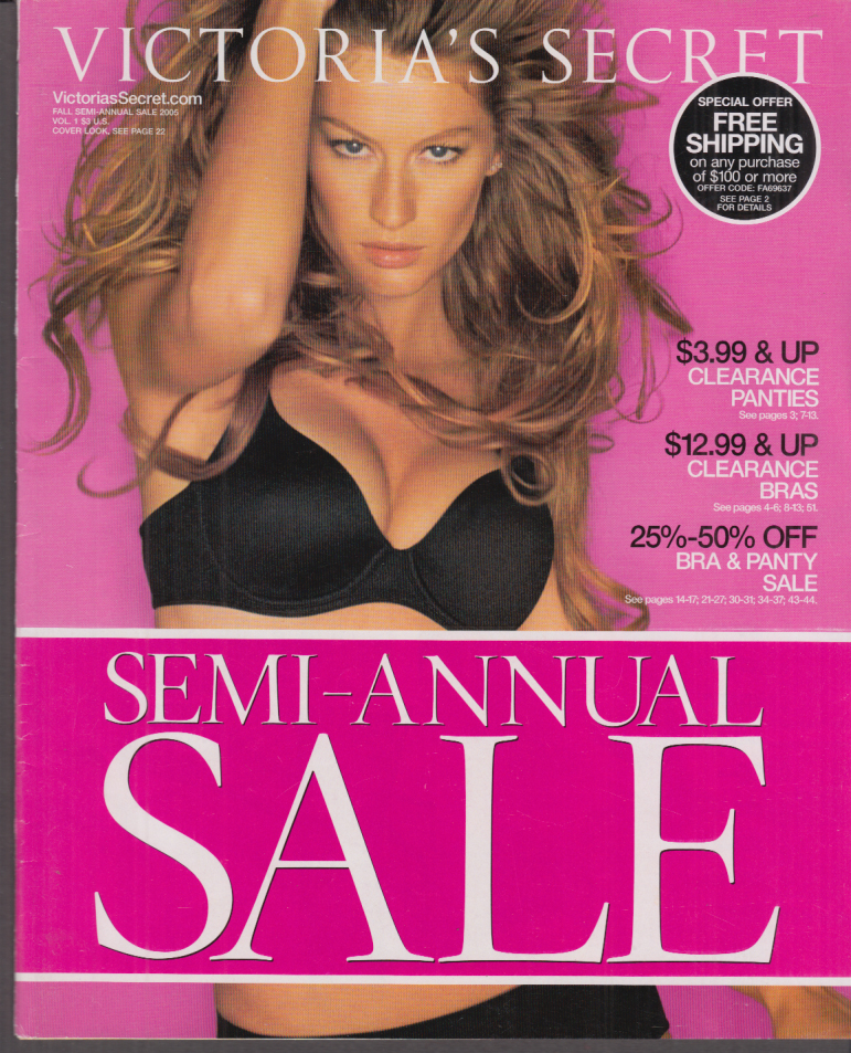 Victoria's Secret is about to host the Semi Annual Sale on January , Usually VS organize the Semi Annual Sale twice in a year one for Summer and another for Winter in Dec / January month. Victoria's Secret (VS) is leading lifestyle brand that provides quality and unique women's intimates.