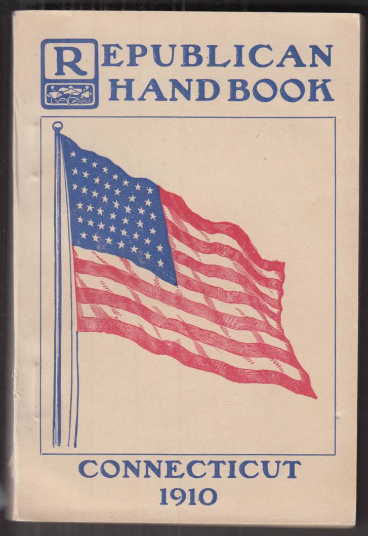 Connecticut Republican Hand Book 1910
