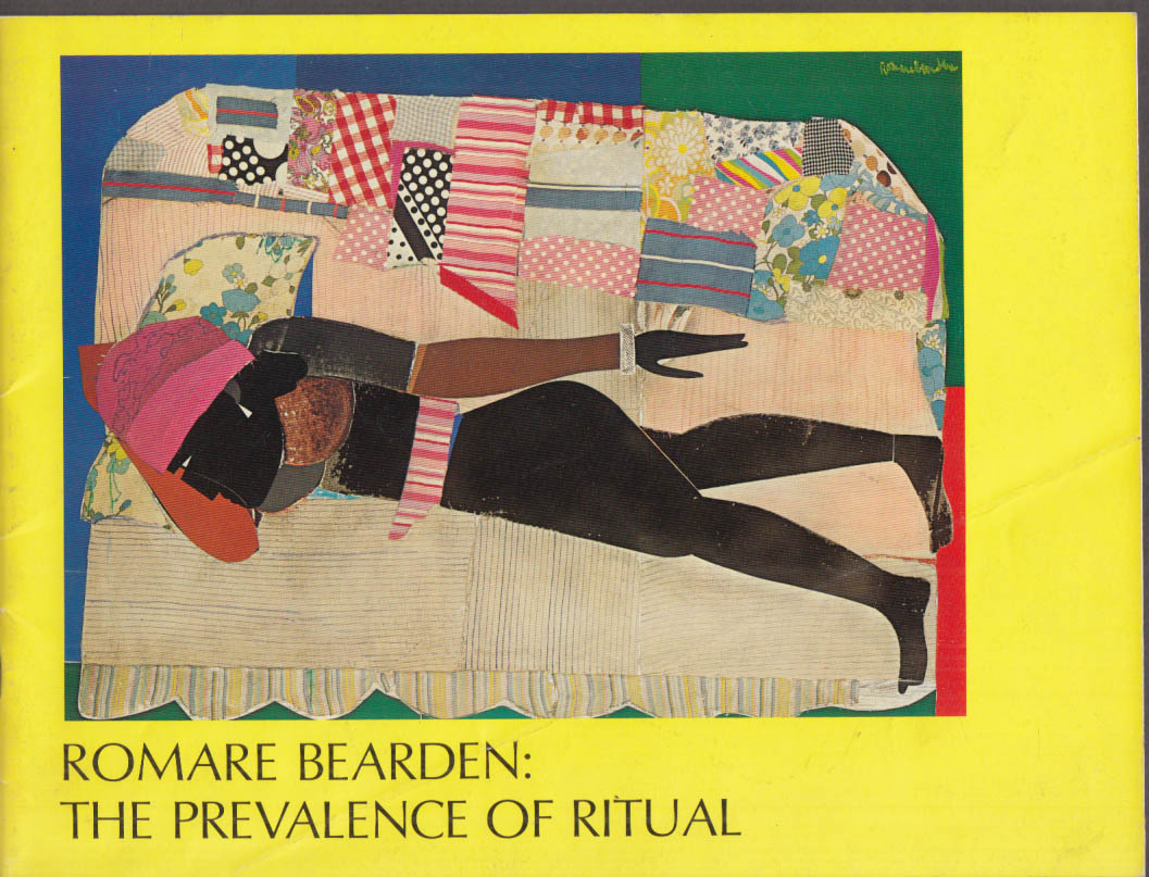 art appreciation romare bearden prevalence of Start studying art appreciation chapter 1-7 learn vocabulary, terms, and more with flashcards romare bearden prevalence of ritual: tidings- 1967 photomontage outsider art.
