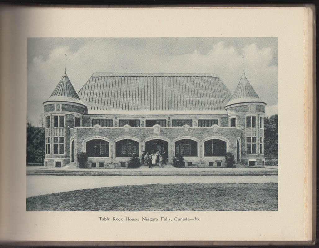 Niagara Falls & Queenston Heights Canada Photogelatine Gravure View Book 1931