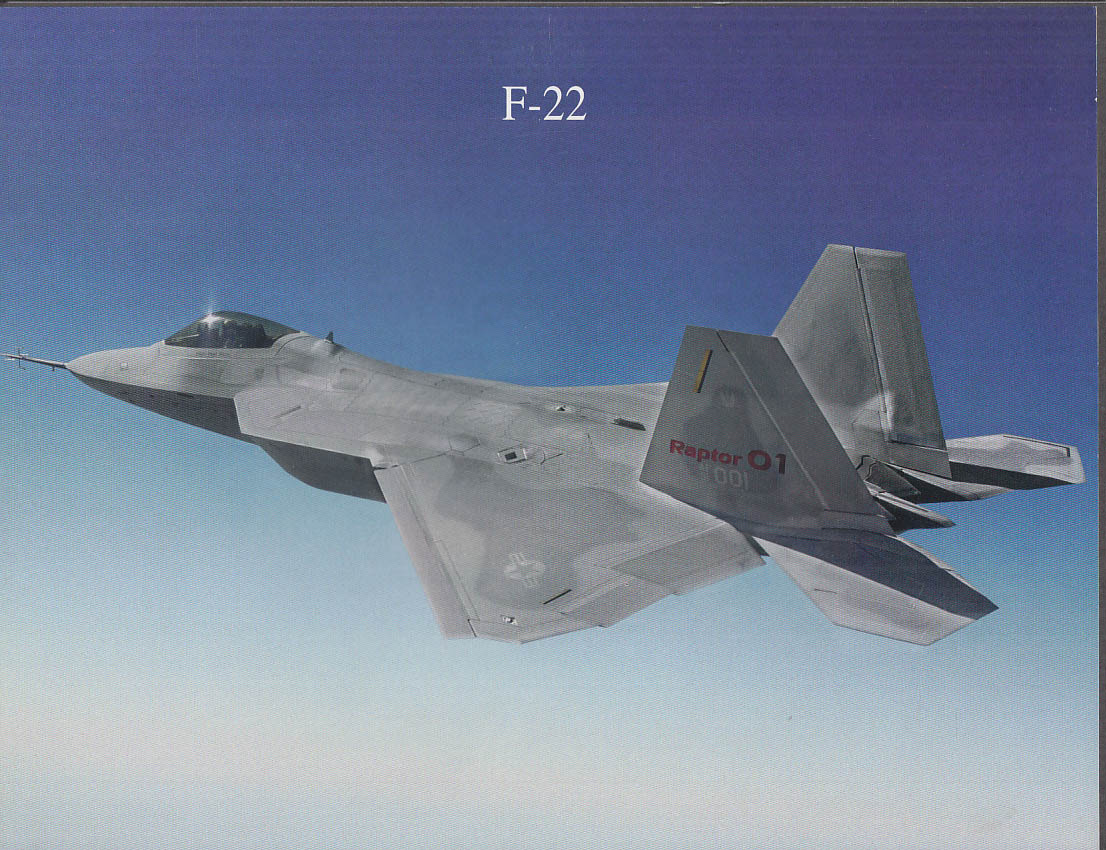 All Types f 22 raptor specs : The Jumping Frog - Rare, used, and out-of-print books, magazines ...