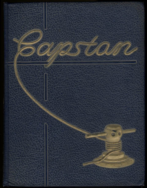 Capstan: Notre Dame US Naval Reserve Midshipmen's School yearbook 1943