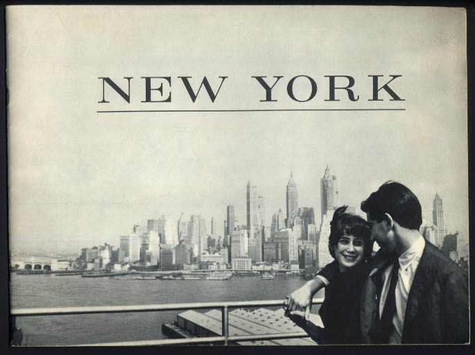Image for Bankers Trust Company NEW YORK view book 1961 Inge Morath photographs