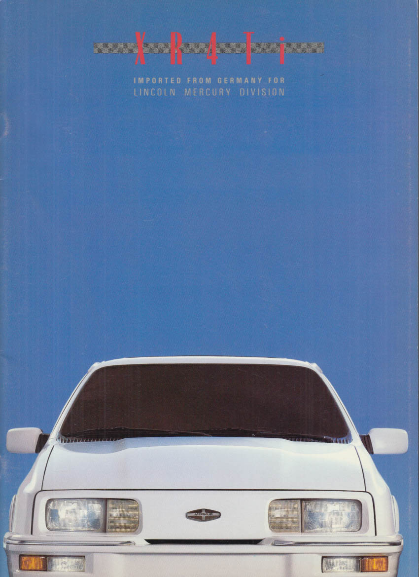 book mercury ford dealers catalog lincoln facts for accessories