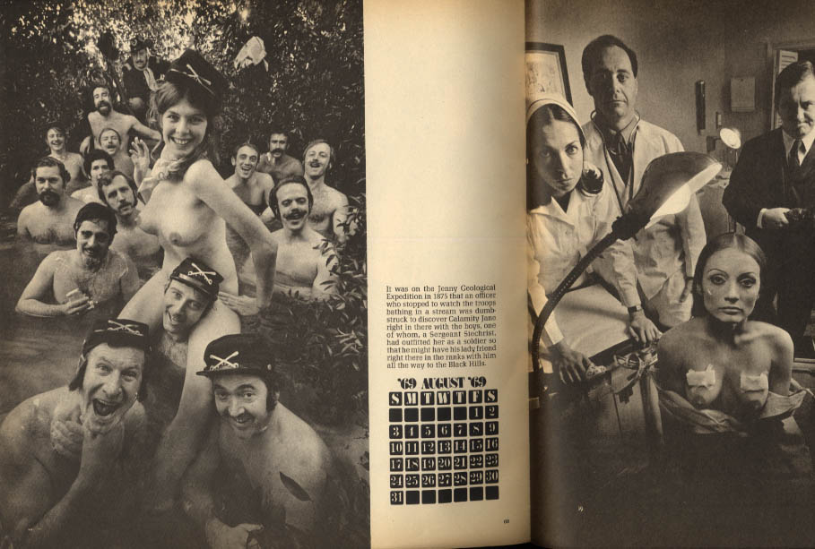 AVANT GARDE #4 Eliot Elisofon Leroi Jones Arthur Miller George Tooker 9 1968