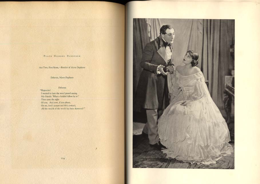 Image for Sacha Guitry: Deburau produced by David Belasco 1920 1st ed 1925