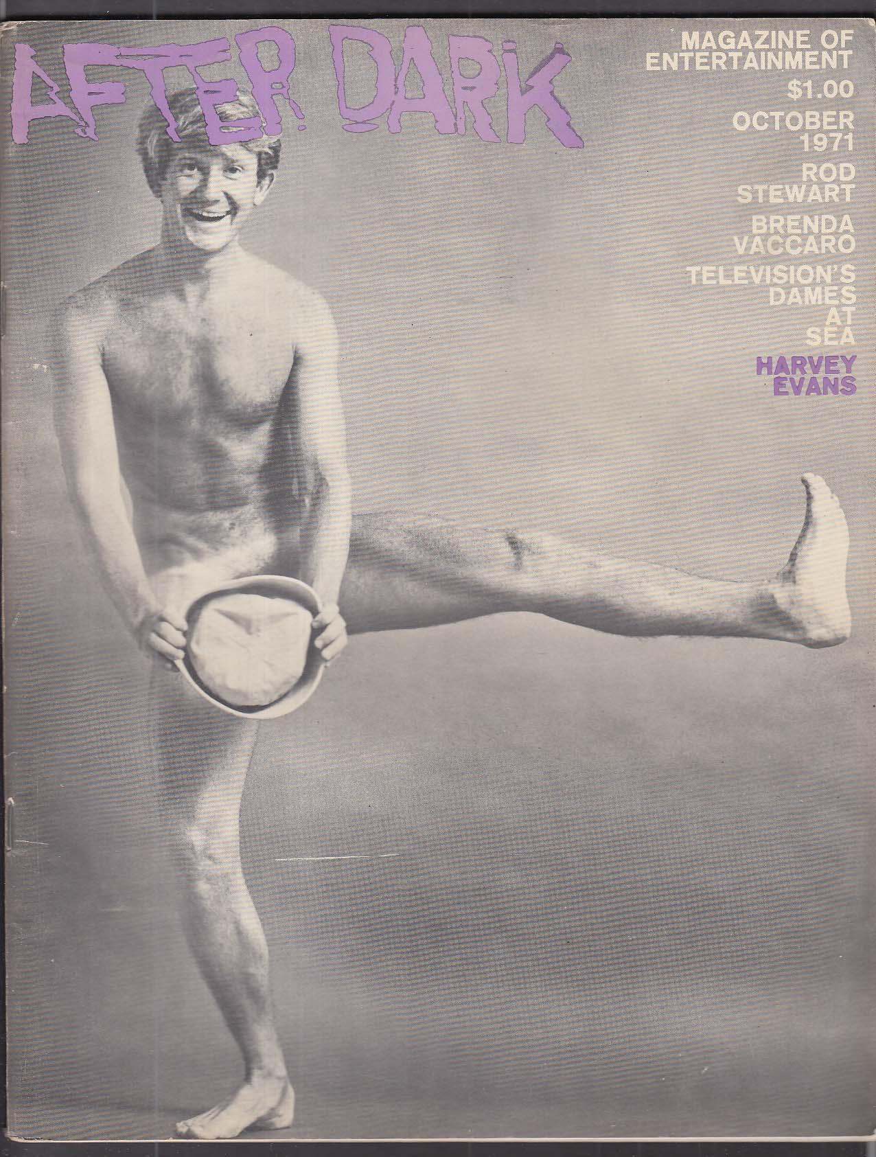 AFTER DARK Harvey Evans Rod Stewart Brenda Vaccaro + 10 1971