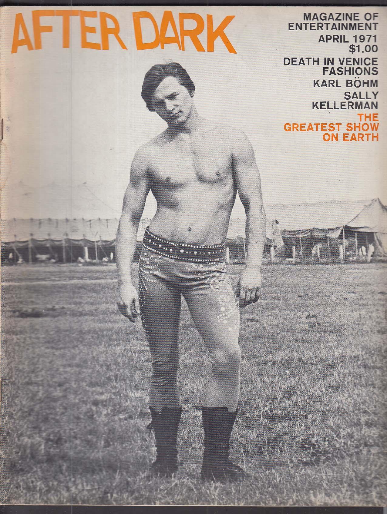 AFTER DARK Andrze Nowacka Karl Bohm Sally Kellerman 4 1971