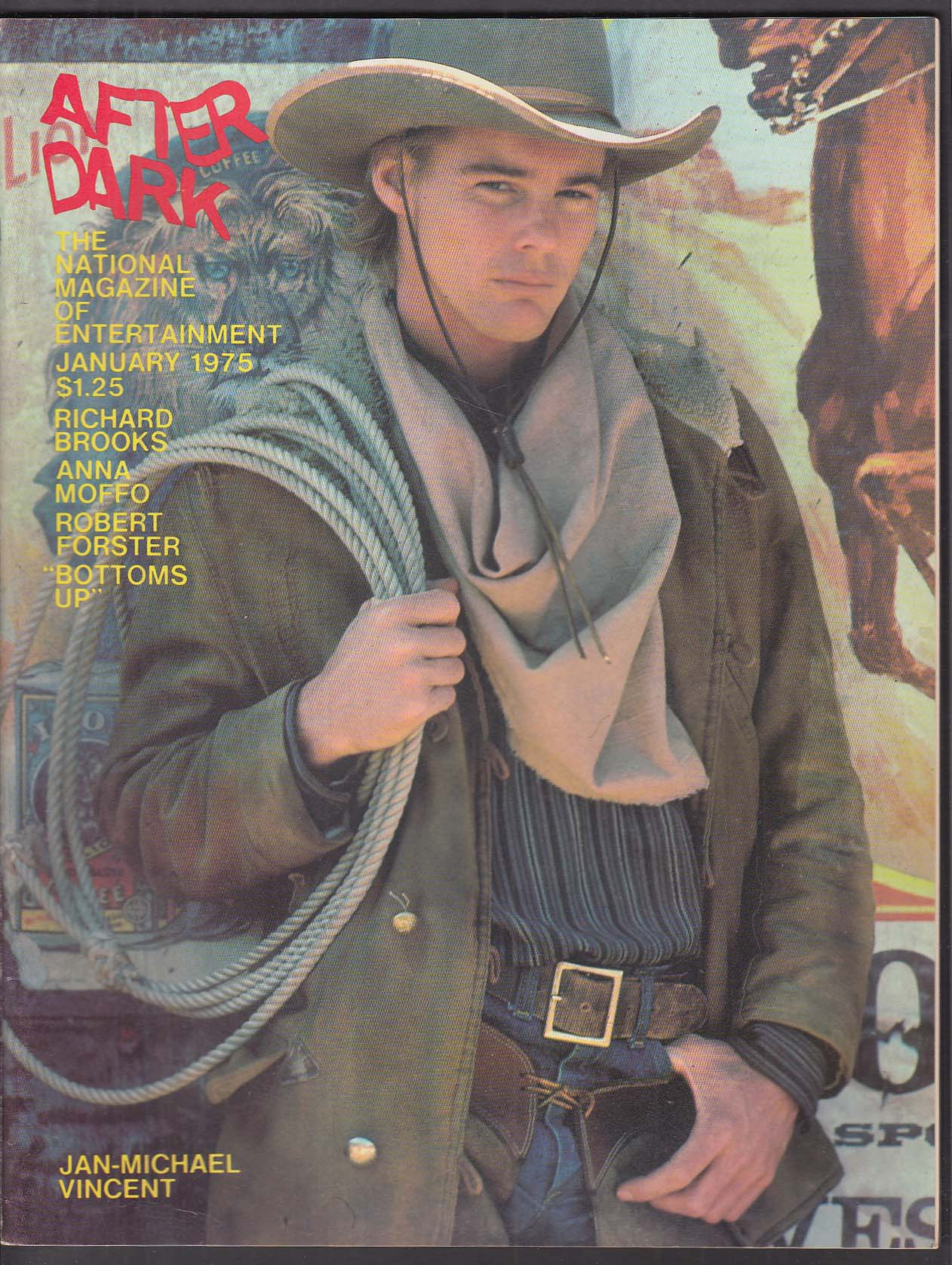 AFTER DARK Jan-Michael Vincent Richard Brooks Ana Moffo Robert Forster 1 1975