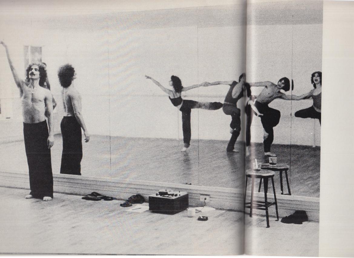 Dallal & Doniz: Louis Falco ballet monograph 1st ed 1979